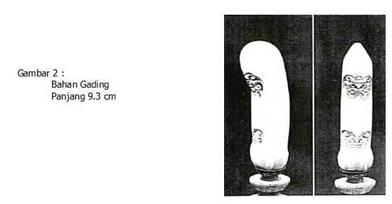 Macam-Macam Gambar Hulu Keris Nusantara