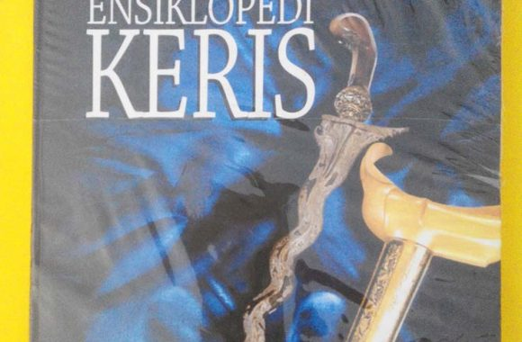 Buku Keris : Ensiklopedi Keris (BARU STOK LAMA)