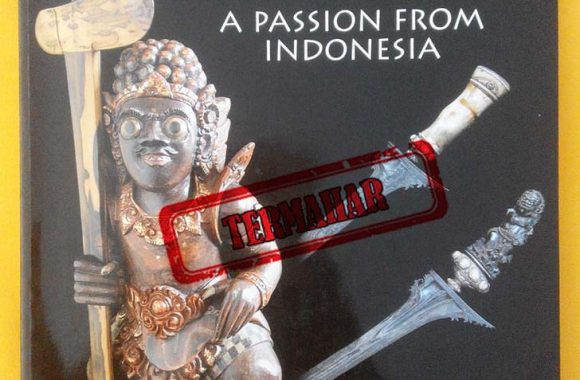 Buku Keris : The Kris a Passion From Indonesia